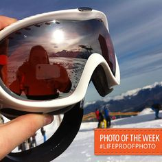 "Congratulations to Marion Serve-Catelin, our #LifeProofPhoto Photo of the Week Winner for her photo submission named,""Magic Glasses."""