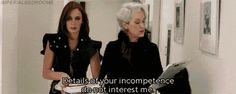 'Devil Wears Prada' GIFs: The Best Lessons We Learned From Miranda Priestly