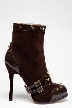 DSQUARED2 Bloody Mary Ankle Boots