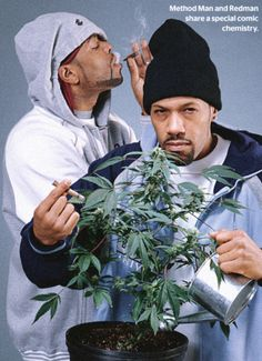 Method Man and Redman share a special comic chemistry ツ
