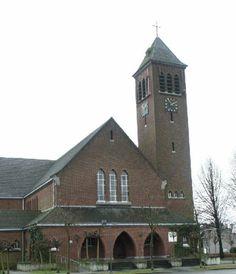 st.Jozefkerk - wijk driehoek