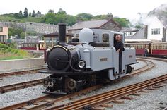 Wales Uk, North Wales, Heritage Railway, British Rail, Steam Locomotive, Water Tank, Gliders, Exterior Design, Cable