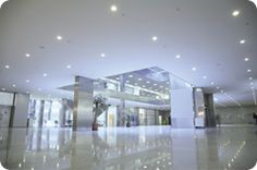 An excellent shine thanks to Commercial Cleaning Corp's Janitorial Services