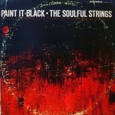 The Soulful Strings: Paint it black