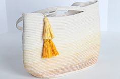 Who can resist a new bag? Even if you only know how to sew a straight line, you can still make this ombre tote your newest accessory.