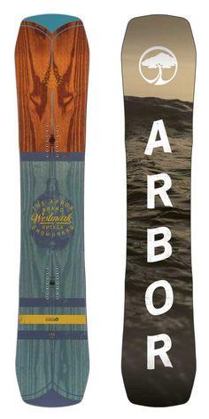 Westmark Rocker 152 Snowboard for men by Arbor