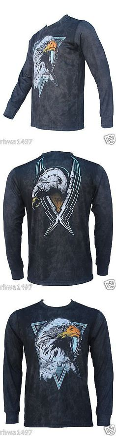 Other Mens Fitness Clothing 40892: Un92 Thunderbird Long Sleeve T-Shirts_Black -> BUY IT NOW ONLY: $34.95 on eBay!