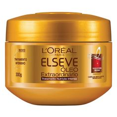 Tratametno Nutrição Intensa. Loreal Hair, Creme, Shampoo, Beauty, Hair Products, Dry Hair, Products, Hair Care