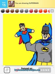 Hahahaha!  - Draw Something