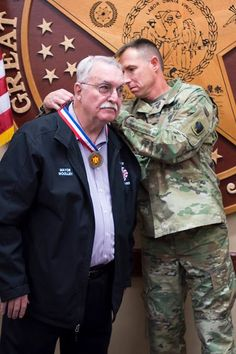 Top officials from the Oklahoma National Guard recognized several members of the Warr Acres community for their participation in Operation Vigilant Guard 2017. Warr Acres Mayor Patrick Woolley received the Thunderbird Medal.