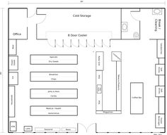 Retail Store Floor Plan Sample Floor Plans And Photo