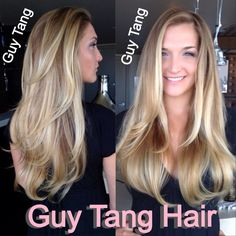 Victoria's Secret balayage highlights by Guy Tang ! | Yelp