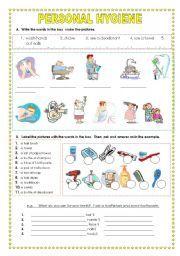 personal higiene worksheets - Pesquisa Google