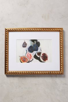 Giulia Bianchi For Artfully Walls Figs Wall Art