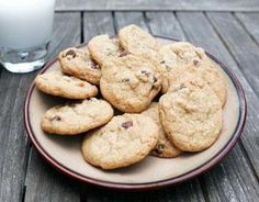 PKU friendly chocolate chip cookies!