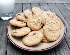 PKU friendly chocolate chip cookies!