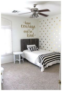 Teen Girl Bedrooms - design tactic and examples. For added satisfying teenage girl room decor designs please press the link to wade through the pin tip 7480940479 now. Cute Teen Bedrooms, Teenage Girl Bedroom Designs, Cute Bedroom Ideas, Kids Bedroom, Teen Bedroom Colors, Master Bedroom, Bedroom Decor Ideas For Teen Girls, Bedroom Ideas For Women In Their 20s, Preteen Girls Rooms