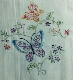 Embroidered Dish Towel 4 Mom