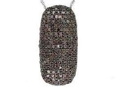 #jewelry #Fashionnews #Womensfashion #Womensstyle #Fashion #Unitedstate #USA 1 Carat Yellow Red Genuine Diamond Necklace