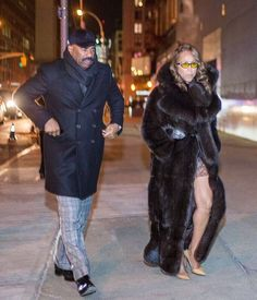 From New York to Paris Fashion Week, fashion diva extrodinaire Marjorie Harvey has done it again! See how she slayed everywhere she sashayed. Fashion Couple, Diva Fashion, All Fashion, New York Fashion, Winter Fashion, Lori Harvey, Steve Harvey, Majorie Harvey, Black Celebrity Couples
