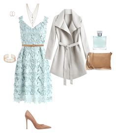 Untitled #9795 by erinlindsay83 on Polyvore featuring Chicwish, Gianvito Rossi, Express, Ettika, Orciani and Azzaro