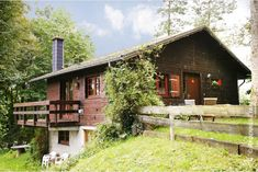 One of the many great places to spend there. Ardennes, Great Places, House Styles, Summer, Beautiful, Decor, Cottage, Houses, Chalets