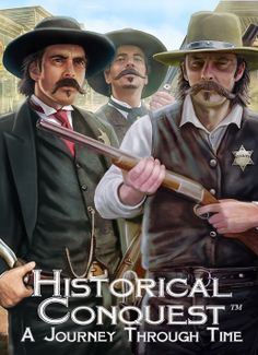Historical Conquest Booster Pack - The Wild West Virgil Earp, Johnny Ringo, Us Marshals, Dodge City, Doc Holliday, Wyatt Earp, Singles Events, Marshalls, Revolutionaries
