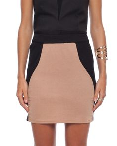 Colour Blocked Skirt by Cloth Online Iconic Australia, Peplum Dress, Skirts, Colour, Clothes, Winter, Dresses, Fashion, Color