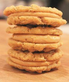 Cooking Pinterest: Heaven Sent Peanut Butter Cookies