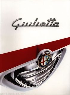 Alfa Romeo Giulietta; 2011, car brochure
