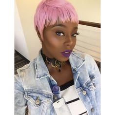 🦄✨  IG > @mscocovelvet   #Chocolate #Melanin #Blackwomen #Liberian #Beautiful #Gloup #Purple #Mermaid #Barbie #Unicorn #ChocolateBunny #Cocovelvet Summer16 #Kickoff #memorialdayweekend #VA #ATL #Model #Actress