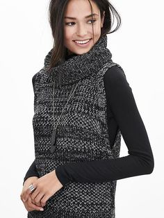 Different sweater vest options for women's Visit website >> http://www.knittingdesigns.net/different-sweater-vest-options-for-womens/