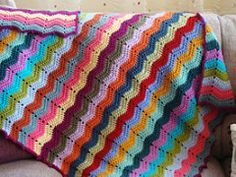 Summer time ripple pattern by Sucrette