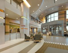 Soin Medical Center. Design by Jain Malkin Inc., senior designer Kelly Kreuzinger (KSpace)