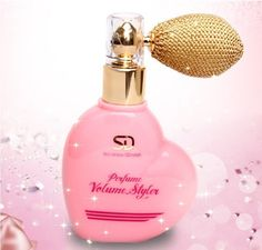 SD Hair Purfume Volume Styler 80 ml Self Design Hair Volume Up with Perfume #SDHair#purfume#volume up#hair#styler#DIY