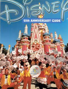 Walt Disney World 25th Anniversary Guide (1996)