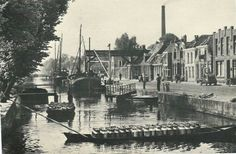 Alteveerstraat Hoogeveen (jaartal: 1960 tot 1970) - Foto's SERC