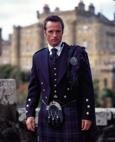 What is it about men in kilts?