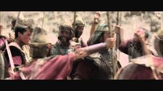 Published on Jan 10, 2013    On 3.3.13, The Bible comes to life.    From executive producers Roma Downey (Touched By An Angel) and Mark Burnett (The Voice, Survivor, Shark Tank, Celebrity Apprentice) the OFFICIAL trailer for the epic minseries, THE BIBLE, airing 3.3.13 on History.    Like us on Facebook: http://www.facebook.com/BibleSeries  Follow us on Twitter: http://www.twitter.com/BibleSeries  Join the Community: http://www.community.bibleseries.tv  GOD IS WITH US.