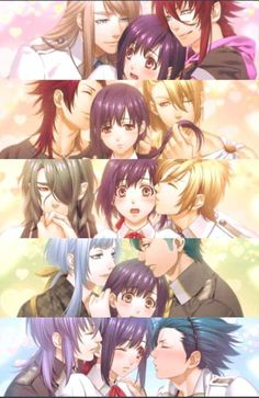 Kamigami no Asobi Fanarts Anime, Anime Characters, Manga Anime, Hot Anime Guys, Anime Love, Manga Couples, Aldnoah Zero, Kamigami No Asobi, Video Game Anime
