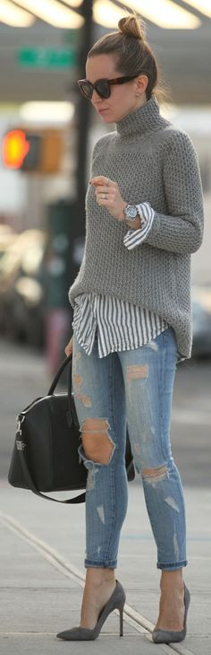 Street Style & More details