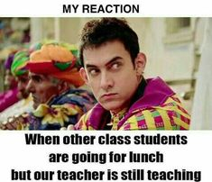 Mostly during my maths class..