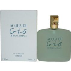 Click on the image for more details! - Acqua Di Gio By Giorgio Armani For Women. Eau De Toilette Spray 3.4 Ounces (Health and Beauty)