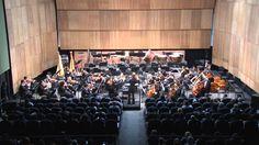 1º Concerto da OSN no novo Cine Arte UFF