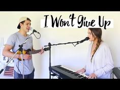 I WON'T GIVE UP - JASON MRAZ (cover by Gabriel Conte and Jess Bauer) - YouTube