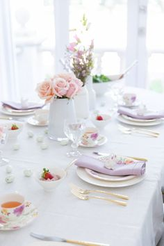 Easter Lunch with the Mariefleur Collection - Fashionable Hostess | Fashionable Hostess