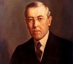 Thomas Woodrow Wilson - 28th from 1913-1921