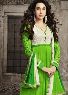 Karishma Kapoor Designer Parrot Anarkali Suit buy best designer sarees collections,Best Deals On Womens Wear online store, Best Deals On Anarkali salwar Kameez, End of Season Sale on Designer Dress Matirials and Kurti #dress #salwarkameez #cotton #designer #readymad #fancydress #Anarkali #Paiala #Punjabi #Casual #Long #Cotton #long #saree #designer #printedsaree #casualwear #casualstyle #casualsaree #silksarees