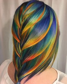 Who wants to get in for a rainbow hair service with me while also donating to a good cause? The Cystic Fibrosis Foundation is auctioning off a rainbow hair service with me! Click the link to bid - the auction is open till Sunday at 7:00! Also, if you wanna help but aren't on the market for rainbow hair, there is a donate button! Even just $1 helps! Click the link in my bio to donate or bid^^^^^ #cysticfibrosis #cf #cysticfibrosisfoundation #charity #fundraiser