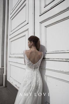 Suknia ślubna Lisa / Kolekcja Amy Love Bridal 2017